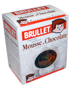 MOUSSE CHOCOLATE S/G