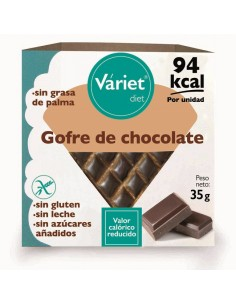 GOFRES CHOCO S/G S/L S/A