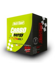Carbo Energy Tabs Limon Comp