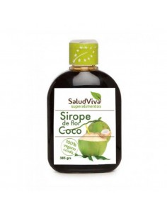 Sirope Flor Coco
