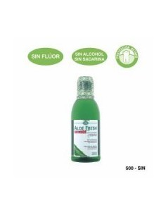 COLUTORIO ZERO ALOE FRESH 500ml TREPA DIET