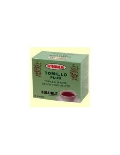 TOMILLO INFUSION PLUS 20U. Integralia