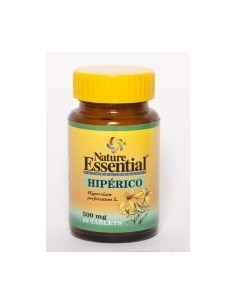 Hipérico 60 tabletas 500mg. Nature Essential