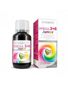Omega Junior 3, 6 125ml - Marnys