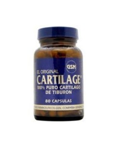 CARTILAGE 80cap 740 Mg. G.S.N.