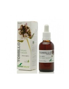 Extracto de Tomillo50 ml - Soria Natural