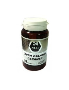 LIVER BALANCE CLEANSE 120caps. - NALE