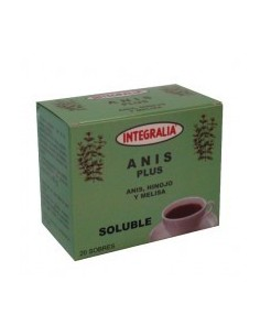 ANIS plus soluble tisana 20sbrs. - Integralia