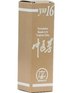 Yap 16 calor humedad 31ml - Equisalud Outlet