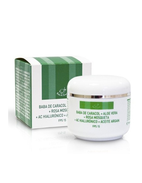 Crema Baba Caracol  50ml Prisma Natural