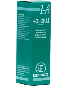 Holopai 1A equilibrio nervioso 31ml Equisalud