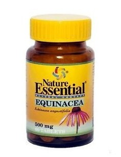 Equinácea 500mg., 60 tabl. - Nature Essential