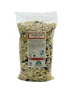Muesli Base Familiar Eco 1Kg Eco-Salim